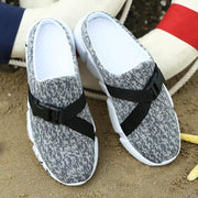 Men's hole shoes, beach shoes, half slippers,sandals