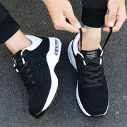 Women 2018 autumn and winter casual outdoor low shoes sports couple cotton shoes 117182