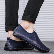 Men's handmade peas shoes 117289