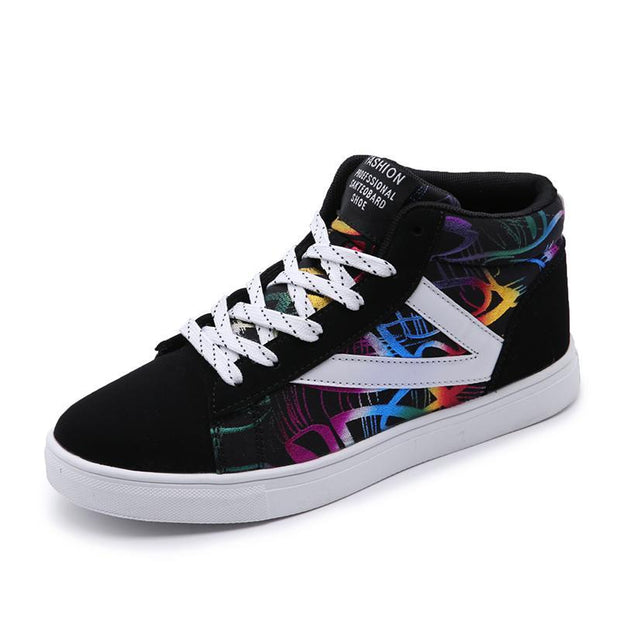 Women's new high-top shoes and single shoes 118141