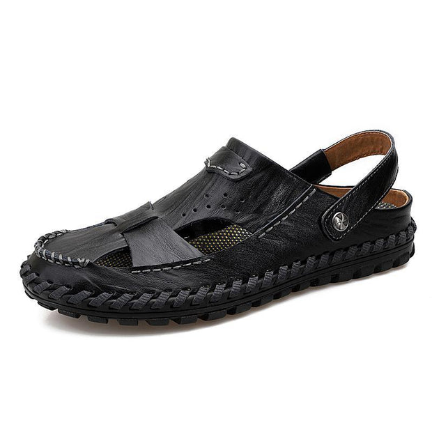 Men's High Quality Leather Sandals