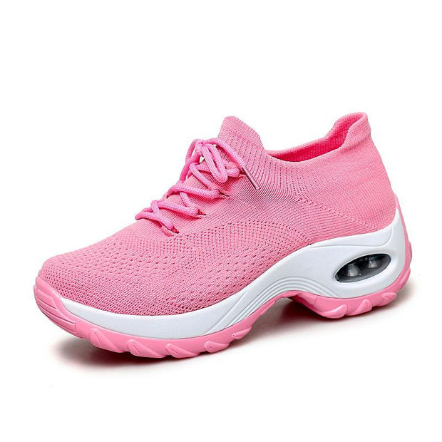Women's Flying Woven Non-slip Breathable Comfortable Shoes(Second -30% by code:BTS30)(Buy 3 Get $10 Off By Code:  BUY3)