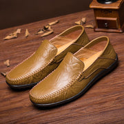 Men's Soft Sole Comfortable Flat Loafers