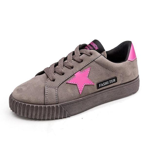 New Plus Size Women's Shoes Casual Female Student Shoes Fashion Breathable Canvas Shoes 119398