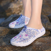 Pearlzone_Ladies garden shoes, hole shoes, slippers 118704