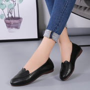 Pearlzone_Ladies casual peas shoes 119024