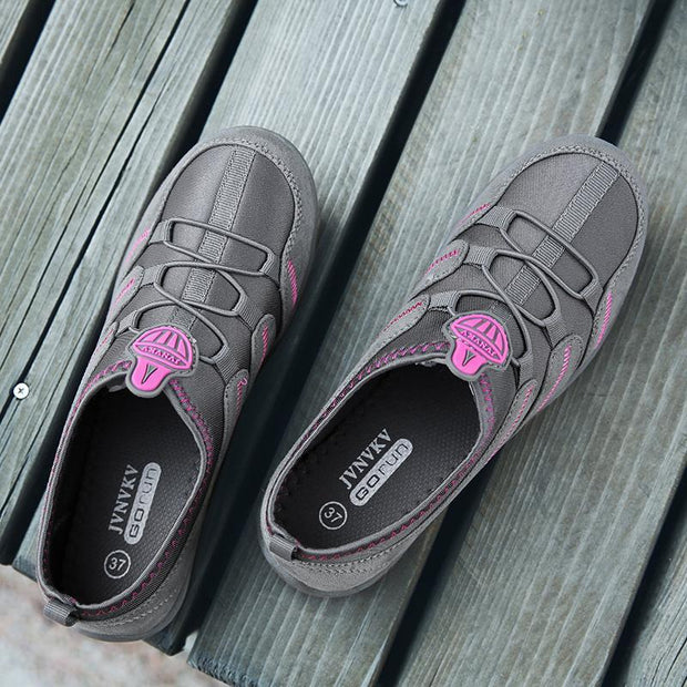 Women's Breathable Wear-resistant TPR Outsole Flats