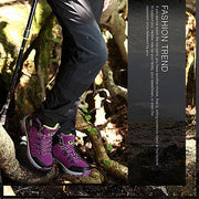 Women's sports outdoor hiking warm cotton shoes 115270