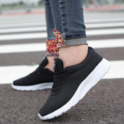 Women's Breathable Running Sneakers Gym Walking Athletic Shoes