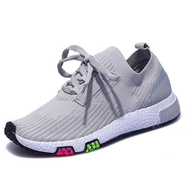 Women's New Breathable Mesh Woven Running Sports Shoes