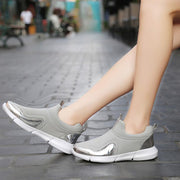 Women   Loafers Breathable Flat Shoes Soft Running Shoes Gym Shoes