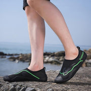 Women's Water Resistant  Breathable Soft Bottom Beach Shoes