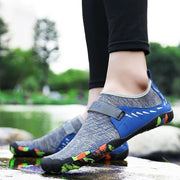 Men's Water Resistant Outdoor Breathable Hiking Shoes