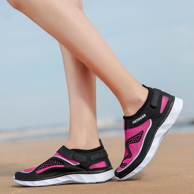 Womens Water Shoes, Quick Dry Barefoot Sock Aqua Sport Shoes