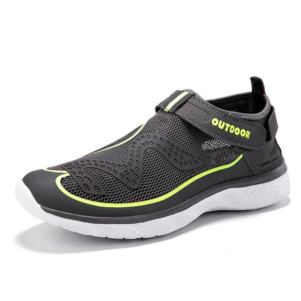 Mens  Water Shoes, Quick Dry Barefoot Sock Aqua Sport Shoes