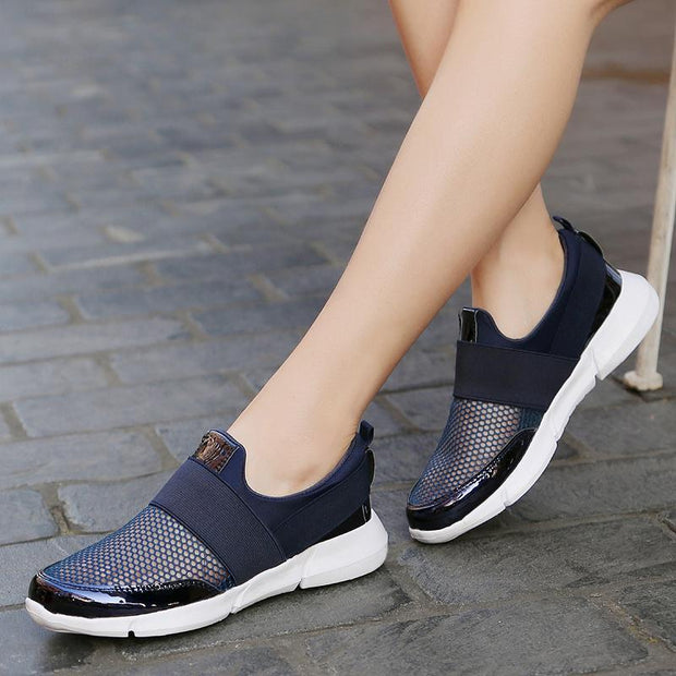 Women Outdoor Casual Mesh Sports Shoes