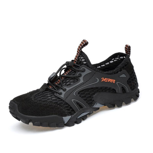 Men's Breathable Mesh Outdoor Athletic Shoes