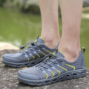 Men's shoes outdoor breathable sports comfortable leisure mesh