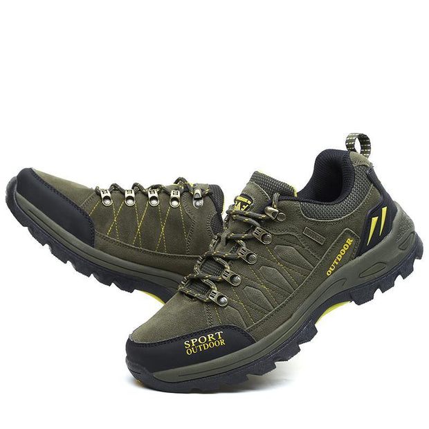 Men's Mesh Hiking Shoes Outdoor Leisure Breathable Sneakers