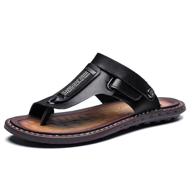 Others Sandals Slippers Shoes- Men Soft Micro Fiber -3949