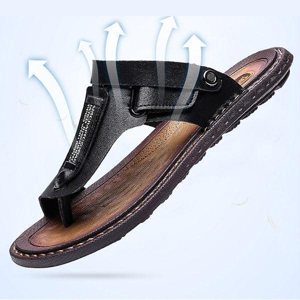 Others Sandals Slippers Shoes- Men Soft Micro Fiber -5380