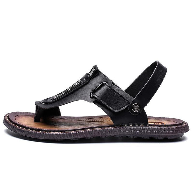 Others Sandals Slippers Shoes- Men Soft Micro Fiber -9224