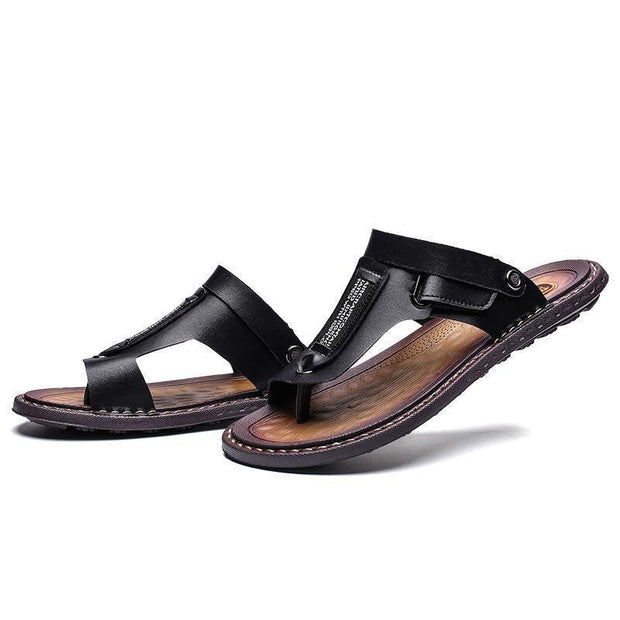 Others Sandals Slippers Shoes- Men Soft Micro Fiber -3994