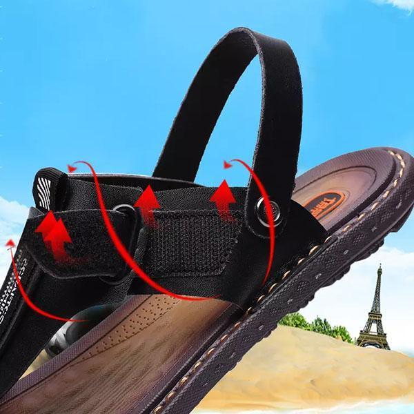Others Sandals Slippers Shoes- Men Soft Micro Fiber -2463