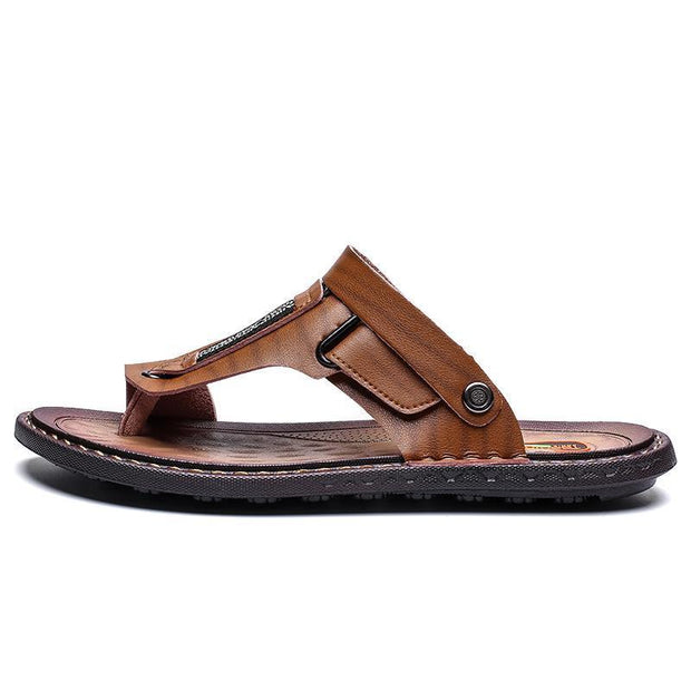 Others Sandals Slippers Shoes- Men Soft Micro Fiber -8029