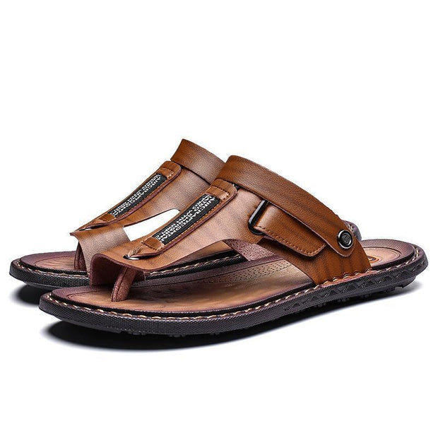 Others Sandals Slippers Shoes- Men Soft Micro Fiber -5052