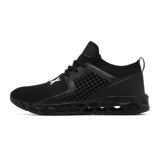 Men's comfortable fashion sneakers 127543