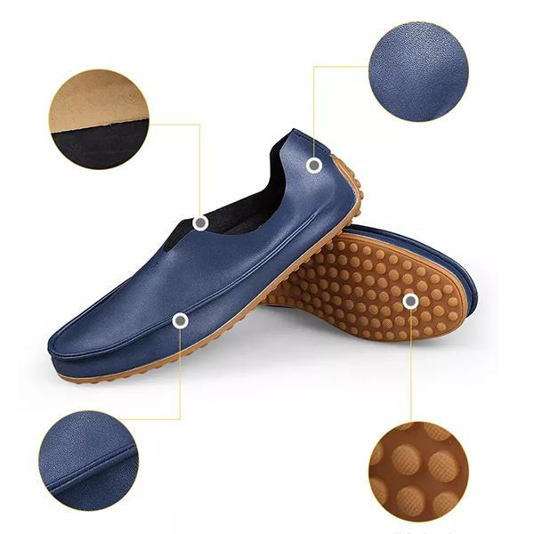 Women Shoes Casual Shoes  Breathable Peas Shoes  Soft Leather Soft Non-Slip Shoes  127799