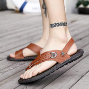 Men's Sandals Summer Casual Shoes Beach Outdoor Shoes 127104