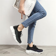 Women's Korean Edition Student Sports Trendy Shoes Brilliant Reflective Shoes 129250