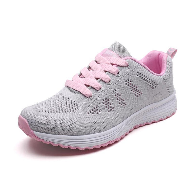 Women's fashion casual comfortable breathable hollow sports shoes 129889