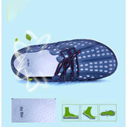 Summer ultra light beach shoes men's hole breathable shoes 131584