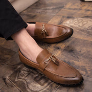 Men's youth trend large size casual shoes wear-resistant anti-slip 132617