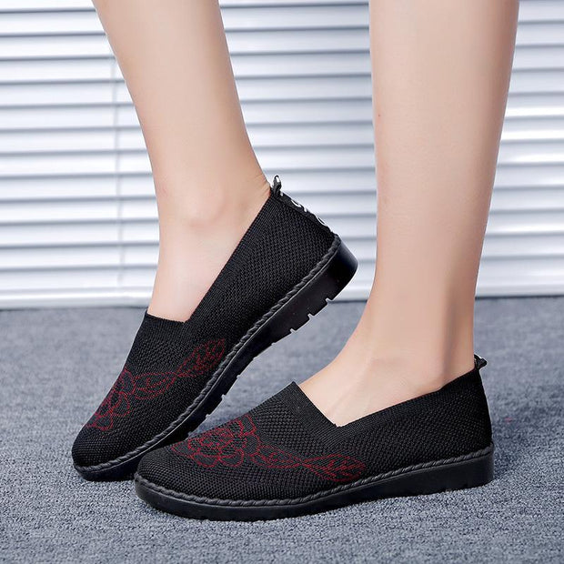 Women's fashion comfortable simple and breathable casual shoes 132566