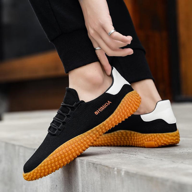 Men's fashion trend comfortable and breathable sports shoes 132665