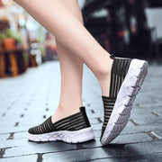Women's summer breathable mesh lightweight casual shoes 133122