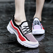 Women's Shoes Summer Flying Woven Sneakers 134059