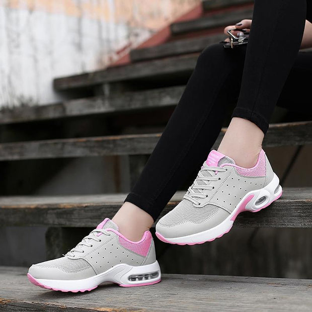 Women's Shoes Casual Sports Couple Air Cushion Shoes 134093