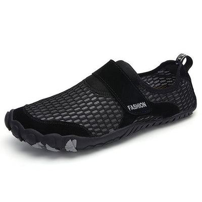 135370 Men summer upstream outdoor net shoes