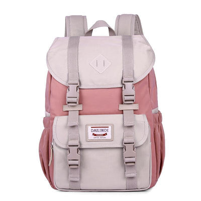 Schoolgirl Waterproof Casual Travel Computer Backpack