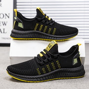 139253  Sneakers Non-slip Wear Cross-country Running Shoes Casual Breathable Walking Shoes Men's Running Shoes