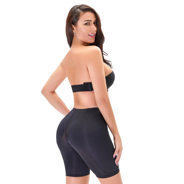 Women Fengye Sponge Pad Thick Fake Ass Butt Lifting Artifact Sexy Hip Pants