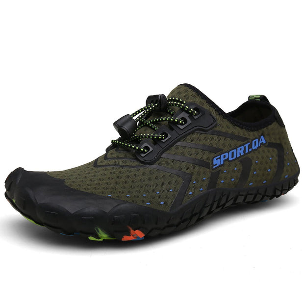 Men's wading shoes mesh hiking shoes water shoes