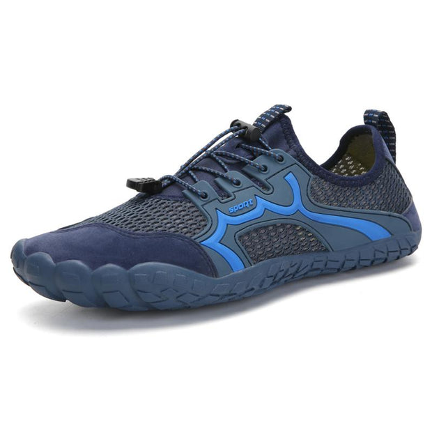 Men's comfortable swimming mesh hiking shoes water shoes