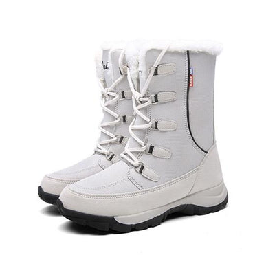 Women's  large size cotton shoes high-top shoes snow boots shoes casual outdoor shoes