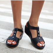 Women's leisure lightweight  rhinestone sandals seaside resort beach